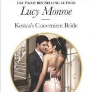 REVIEW: Kostas's Convenient Bride by Lucy Monroe