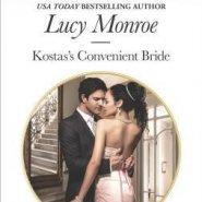 Spotlight & Giveaway: Kostas's Convenient Bride by Lucy Monroe