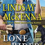 Spotlight & Giveaway: Lone Rider by Lindsay McKenna