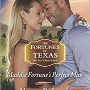 Spotlight &  Giveaway: Maddie Fortune's Perfect Man by Nancy Robards Thompson