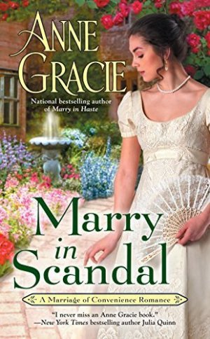 Spotlight Giveaway Marry In Scandal By Anne Gracie Harlequin