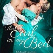 Spotlight & Giveaway: The Earl in My Bed by Stacy Reid