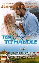 Spotlight & Giveaway: Too Hot to Handle by Jennifer Bernard