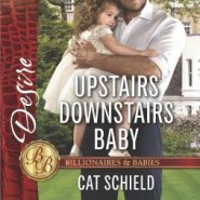 REVIEW: Upstairs Downstairs Baby by Cat Schield