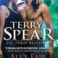 Spotlight & Giveaway: All's Fair in Love and Wolf by Terry Spear
