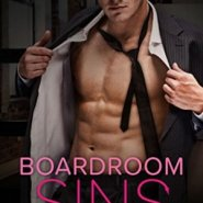 Spotlight & Giveaway: Boardroom Sins by J. Margot Critch