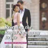 REVIEW: Rescuing the Royal Runaway Bride by Ally Blake