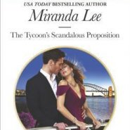 REVIEW: The Tycoon's Scandalous Proposition by Miranda Lee