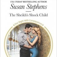 REVIEW: The Sheikh's Shock Child by Susan Stephens