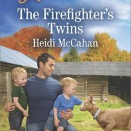 REVIEW: The Firefighter's Twins by Heidi McCahan