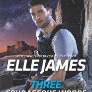 REVIEW: Three Courageous Words by Elle James