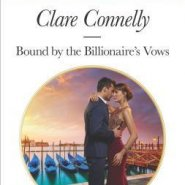REVIEW: Bound by the Billionaire's Vows by Clare Connelly