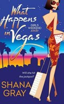 Spotlight & Giveaway: What Happens in Vegas by Shana Gray