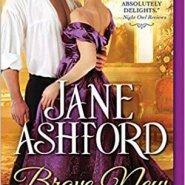 Spotlight & Giveaway: Brave New Earl by Jane Ashford
