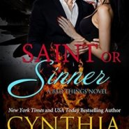 REVIEW: Saint Or Sinner by Cynthia Eden