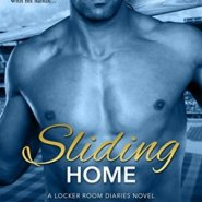 Spotlight & Giveaway: Sliding Home by Kathy Lyons