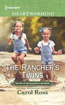 Spotlight & Giveaway: The Rancher's Twins by Carol Ross