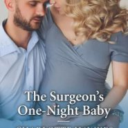 REVIEW: The Surgeon's One-Night Baby by Charlotte Hawkes