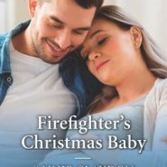 REVIEW: Firefighter's Christmas Baby by Annie Claydon