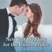 REVIEW: New Year Wedding for the Crown Prince by Meredith Webber
