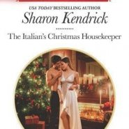 REVIEW: The Italian's Christmas Housekeeper by Sharon Kendrick