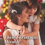 Spotlight & Giveaway: Their Christmas Miracle by Barbara Wallace