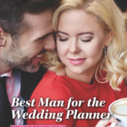REVIEW: Best Man for the Wedding Planner by Donna Alward