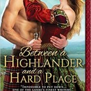 Spotlight & Giveaway: Between a Highlander and a Hard Place by Mary Wine