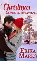 Spotlight & Giveaway: Christmas Comes to Snowfall by Erika Marks