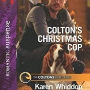 REVIEW: Colton's Christmas Cop by Karen Whiddon