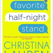 REVIEW: My Favorite Half-Night Stand by Christina Lauren