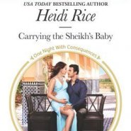 REVIEW: Carrying the Sheikh's Baby by Heidi Rice