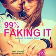 Spotlight & Giveaway: 99% Faking It by Chris Cannon