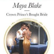 REVIEW: Crown Prince's Bought Bride by Maya Blake
