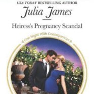 REVIEW: Heiress's Pregnancy Scandal by Julia James