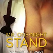 REVIEW: Mr. One-Night Stand by Rachael Stewart