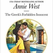 REVIEW: The Greek's Forbidden Innocent by Annie West