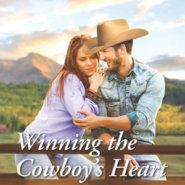 Spotlight & Giveaway: Winning the Cowboy's Heart by Karen Rock