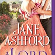 Spotlight & Giveaway: A Lord Apart by Jane Ashford