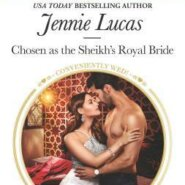 REVIEW: Chosen as the Sheikh's Royal Bride by Jennie Lucas