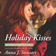 REVIEW: Holiday Kisses by Anna J. Stewart