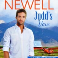 REVIEW: Judd's Vow by Kaylie Newell