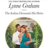 REVIEW: The Italian Demands His Heirs by Lynne Graham