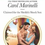 REVIEW: Claimed for the Sheikh's Shock Son by Carol Marinelli