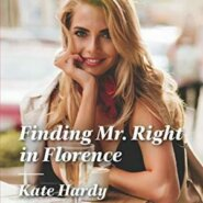 REVIEW: Finding Mr. Right in Florence by Kate Hardy