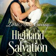 Spotlight & Giveaway: Highland Salvation by Lori Ann Bailey