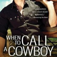 Spotlight & Giveaway: When to Call a Cowboy by June Faver