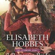 Spotlight & Giveaway: A Runaway Bride for the Highlander by Elisabeth Hobbes