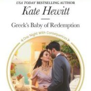 REVIEW: Greek's Baby of Redemption by Kate Hewitt