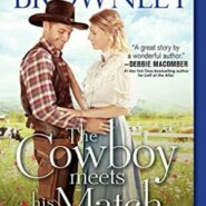 Spotlight & Giveaway: Cowboy Meets His Match by Margaret Brownley